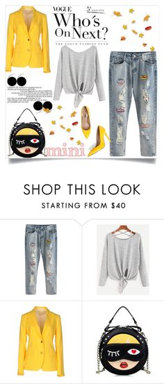 """""""Passion For Fashion"""" by ashantay87 on Polyvore featuring M.GRIFONI DENIM, Minime, polyvorecontest and polyvorefashion"""