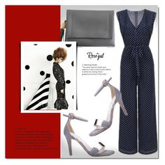 """Rosegal 3"" by cherry-bh ❤ liked on Polyvore featuring vintage"