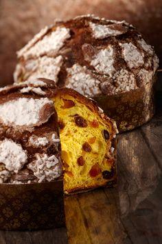 Panettone by pastry chef Iginio Massari CAST Alimenti - La scuola dei mestieri del gusto - www.castalimenti.it