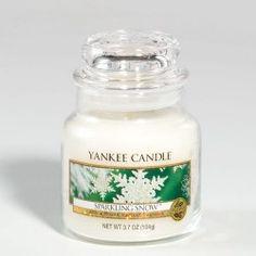 Petite Jarre Sparkling Snow Yankee Candle