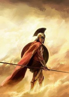 When Spartan men would live their lives as warriors, they would use slaves and non - citizens to produce the goods they needed. Spartans would turn the people they conquered as slaves and called them helots. The helots could live in their own villages, but would have to give most of their food to the Spartans.