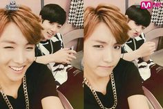 Bangtan Boys | Hoseok (j-hope) & Jungkook (kook) | 140925 - M Countdown (b+s) | Facebook