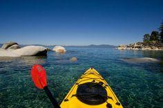 8 deportes de verano: el kayak... #verano #kayak #deporte