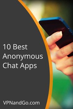 10 Best Anonymous Chat Apps #chat #private #online #omegle