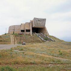 Museum of Archaelogy, Tbilisi, Georgia, 2006. © Nicolas Grospierre source
