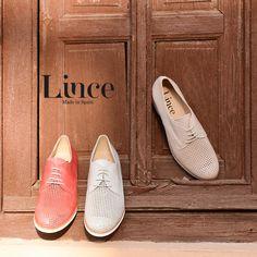 Blucher de Nueva Colección SS17 Lince Shoes ¿Con qué color te quedas?