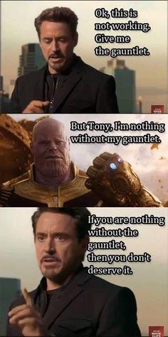 Iron man wielding the gauntlet in avengers 5 confirmed.