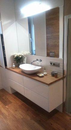 Bathroom Plans, Interior Ideas, Bathrooms, Vanity, Mountain, House Design, Dreams, Home, Bathroom Gray