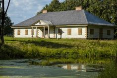 MELTING POT OF CULTURES / NA STYKU KULTUR: Classicist manor house from Rudzienko. / Klasycyst...
