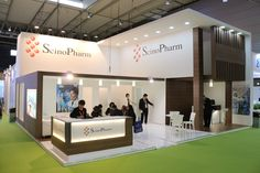Our Recent Work In CPhI Worldwide 2016 Barcelona, Spain for Scino Pharm .