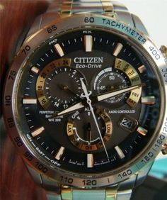 NEW-MENS-CITIZEN-WATCH-ECO-DRIVE-PERPETUAL-CHRONOGRAPH-A-T-AT4004-52E-MSRP-575