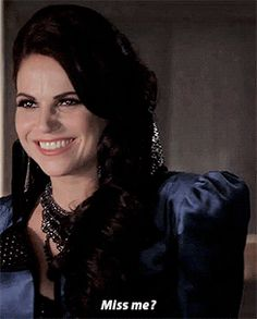 Awesome Evil Queen Regina (Lana) #Once #S6 S3 #TheOtherShoe aired Sunday 10-9-16