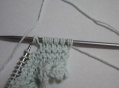 衣腳的起法. 针织混合起针法 - 小雨点 - 小雨点的愽客——钩钩织织