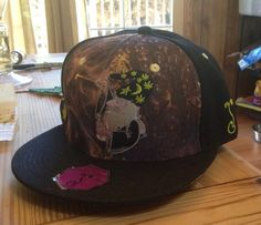 ff195fcd668e3 Dab Wizard Grassroots Hat by TrippnBlazed on Etsy
