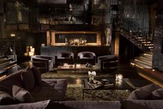 Featuring nightclub, bar, and lounge interior designs from all around the world. Features: MyStudio and MyHouse nightclub design in Hollywood