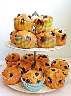 Halibut, Linguine, Cake Recipes, Muffin, Breakfast, Food Cakes, Drinks, Morning Coffee, Cakes