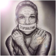 STOP BULLYING1 im not bullied, but its so sad the way people are treated