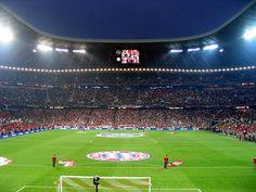 vor dem Spiel     #Europe's football clubs