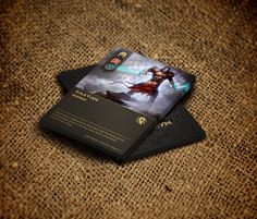 MahaYodha - Card Game on Behance