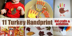 Happy Thanksgiving with Recipes and Crafts for KidsPragmaticMom ...