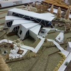 The Effective Pictures We Offer You About Cultural Architecture plan A quality picture can tell you Cultural Architecture, Maquette Architecture, Concept Models Architecture, Conceptual Architecture, Wooden Architecture, Architecture Plan, Landscape Architecture, Architecture Model Making, Ancient Architecture