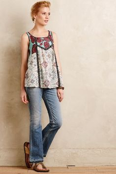 Citizens of Humanity Drew High-Rise Flare Jeans - anthropologie.com