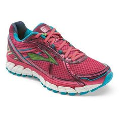 The Brooks Adrenaline GTS 15 is the same great moderate stability shoe you know and love with an updated, lighter-weight cushioning system and fancy new no-sew overlays for a more accommodating/ conforming, non-irritating fit!