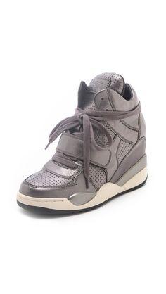 online store fd987 18f6e Ash Funky Wedge Sneakers Wedge Sneaker, Schuhe Turnschuhe, High Tops,  Laufschuhe, Bruno