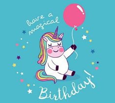 28 Ideas For Birthday Meme Unicorn Happy Happy Birthday Images, Happy Birthday Wishes, Birthday Photos, Birthday Greetings, Birthday Diy, Unicorn Birthday, Unicorn Party, Birthday Ideas, Presents For Girlfriend