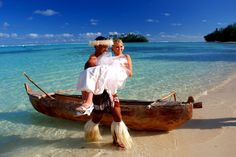 #Bride getting a lift to meet her #Groom #TeVakaroaVillas #CookIslands