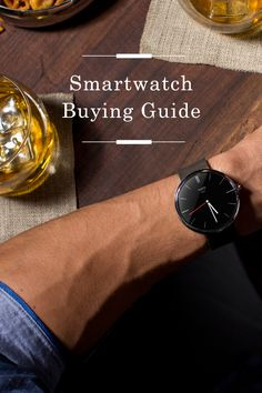 Smartwatch Buying Guide /