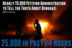 Truth needs to be told about Benghazi.