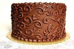 One Good Chocolate Cake