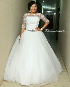Wedding dress: Hair piece: Captured by: There's a for every Visit our showroom today. Gown Wedding, Wedding Dress Styles, Disrespect Quotes, Wedding Things, Dream Wedding, Beautiful Bridesmaid Dresses, Plus Size Wedding, African Dress, Hair Piece
