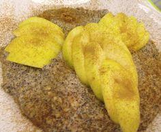Recept Pohanková raw kaše s mákem a jablky od Lenka Loki - Recept z kategorie Hlavní jídla - ostatní