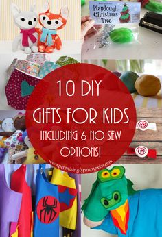 10 DIY Gifts for Kid