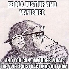 Funny pictures about Nobody Cares What Happened To Ebola? Oh, and cool pics about Nobody Cares What Happened To Ebola? Also, Nobody Cares What Happened To Ebola? Just In Case, Just For You, Religion, Out Of Touch, Thats The Way, Conspiracy Theories, Thought Provoking, Real Talk, Wake Up