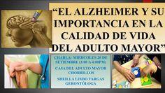 Gerontóloga Sheilla Lindo expondrá sobre el Alzheimer en Chorrillos | Central Informativa del Adulto Mayor