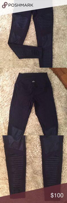 All leggings Navy ALO Yoga Pants Leggings