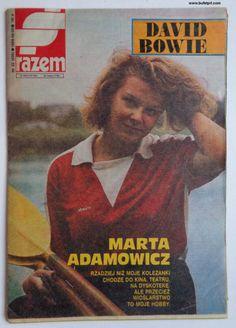 Znalezione obrazy dla zapytania czasopisma z prl Poland Country, David Bowie, Nostalgia, The Past, Magazines