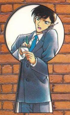 Detective Conan Keyhole twenty:Wataru Takagi