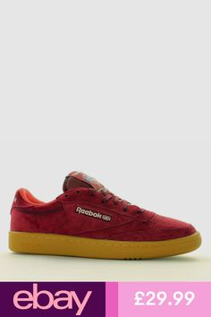 c76e5d109c0 Reebok Club C 85 Indoor Mens Trainers~Classic~Limited Sizes Only