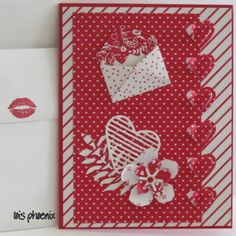 Back of envelop sealed with a kiss Valentines Day Cards Handmade, Valentine Theme, Valentine Greeting Cards, Valentine Crafts, Greeting Cards Handmade, Paper Crafts, Diy Crafts, Handmade Crafts, Handmade Rugs