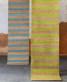 Nest Weave - Awning Stripe | Armadillo: http://armadillo-co.com/item-category/rugs/