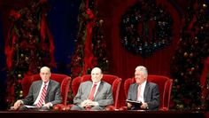First Presidency's Christmas Devotional Celebrates the Birth of Jesus Christ - LDS Newsroom