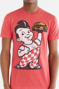 Bob's Big Boy Burger Tee