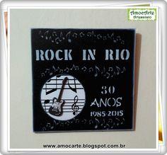 Rock in Rio madeira http://www.amocarte.blogspot.com.br/
