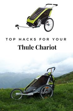 Thule Chariot Hacks - Our Guide to the Everyday Baby Hiking, Hiking With Kids, Hacks Diy, Cheetah, Kids Toys, Activities For Kids, Baby Strollers, Map, Diy Projects