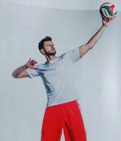 #michal #winiarski #volleyball #siatkówka #pallavolo #perfect #handsome #blueeyes #poland #molten #followme