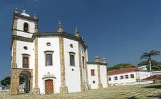 Our Lady of Glory Church, Brazilian Baroque, Rio de Janeiro
